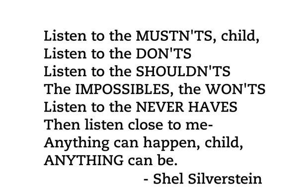 listen to shel