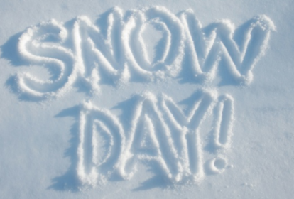 snow day cover